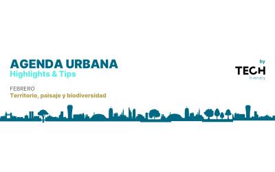 AGENDA URBANA: Territorio, Paisaje y Biodiversidad