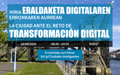 Jornada: La Ciudad ante el reto de la Transformación Digital