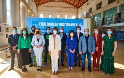 Una decena de ciudades reflexionaron en Barakaldo sobre la transformación digital urbana