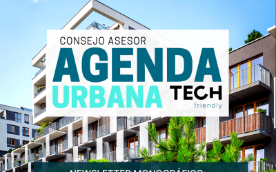 Primera Newsletter del Consejo Asesor de Agenda Urbana TECH