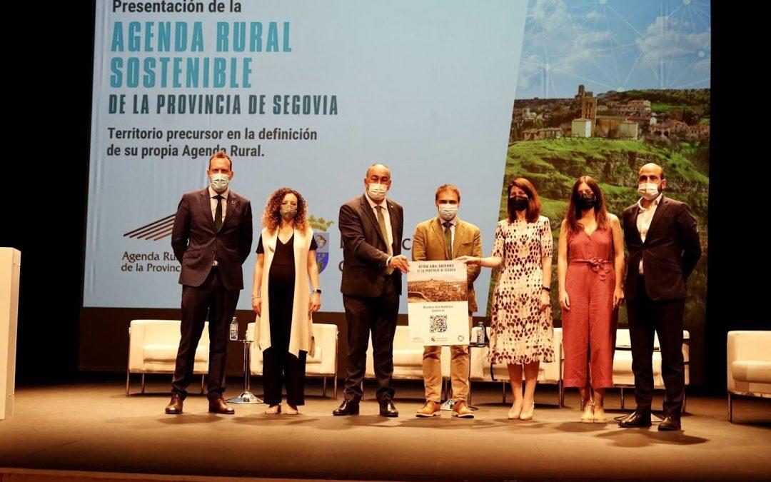 La provincia de Segovia, pionera en la elaboración de su propia Agenda Rural Sostenible