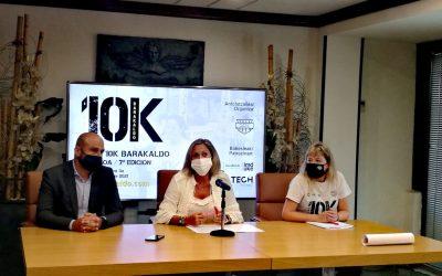 La TECH 10K Barakaldo vuelve el próximo 3 de octubre